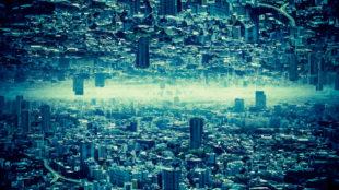 近未来都市